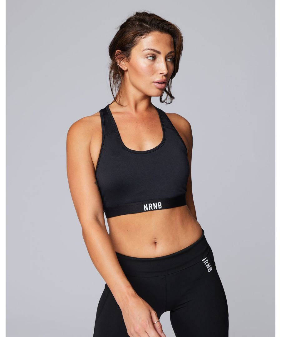 Image for Signature Sports Bra in Black