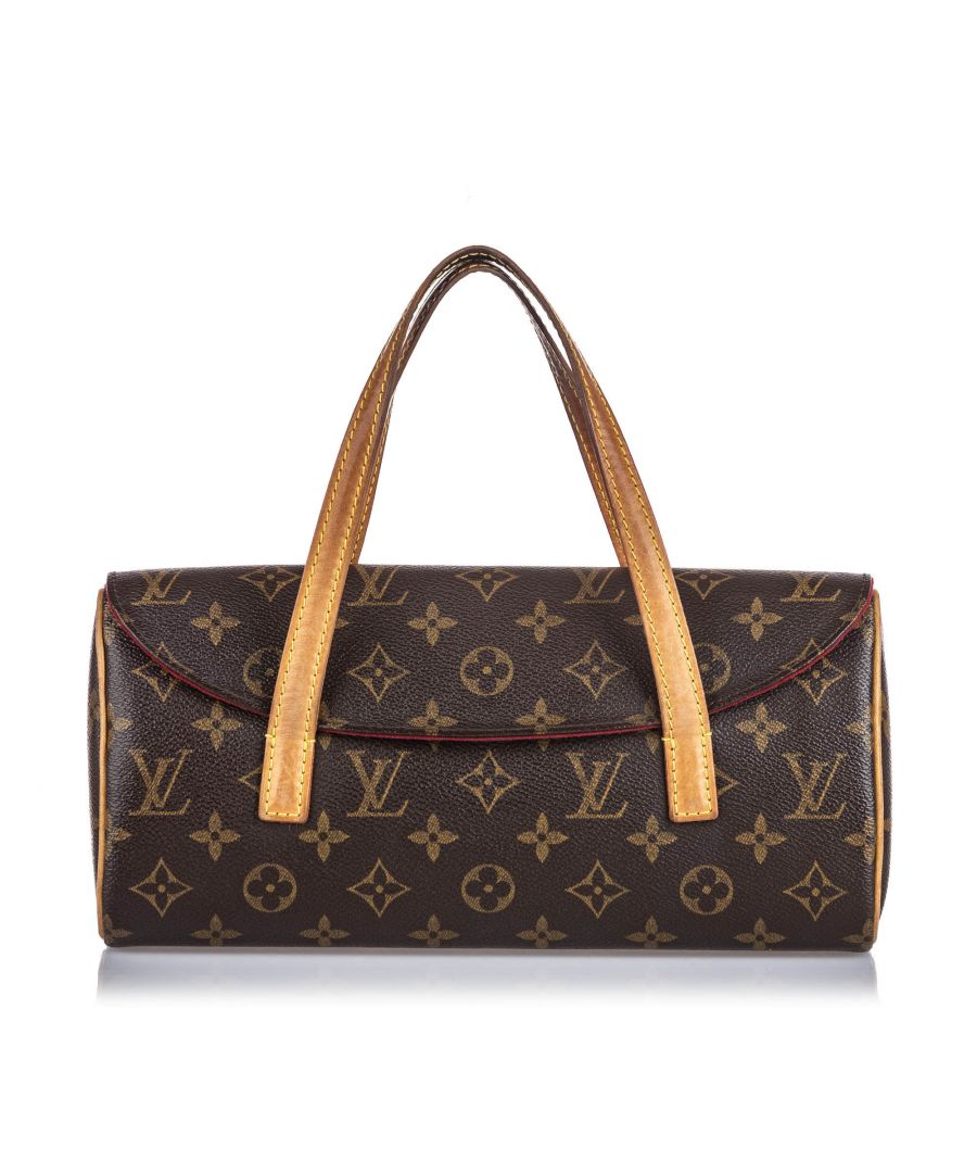 Image for Vintage Louis Vuitton Monogram Sonatine Brown