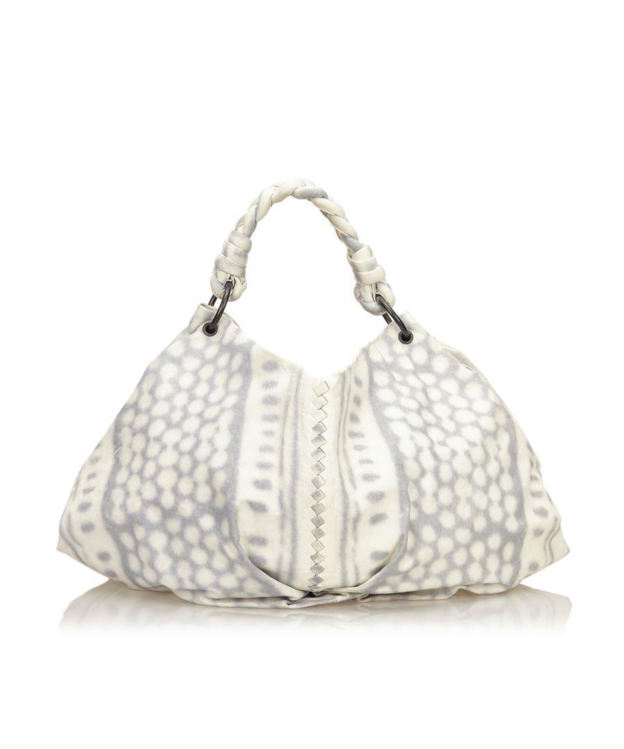 Image for Bottega Veneta Tie-Dye Aquilone Bag Gray