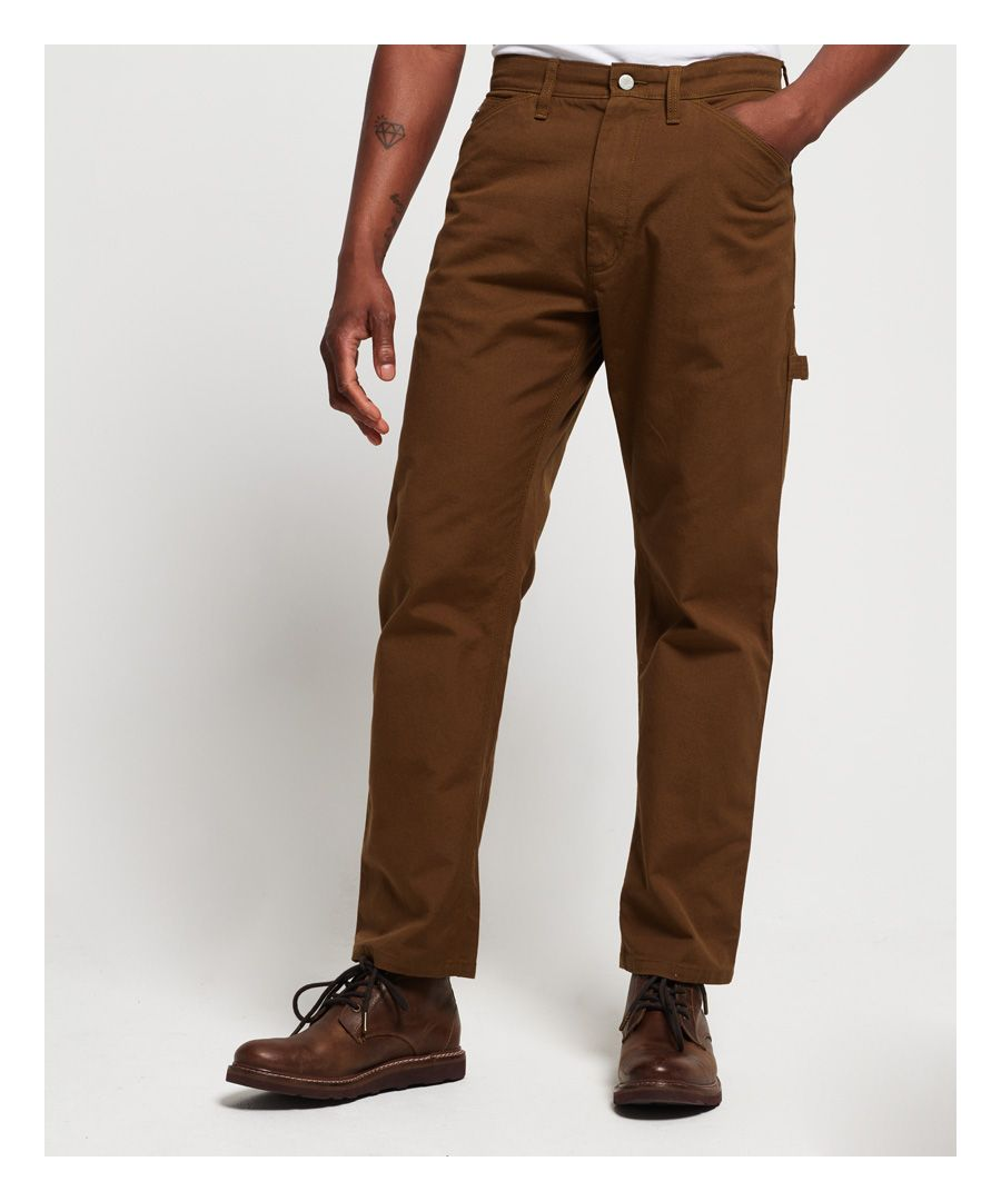 Image for Superdry Earl Worker Jeans