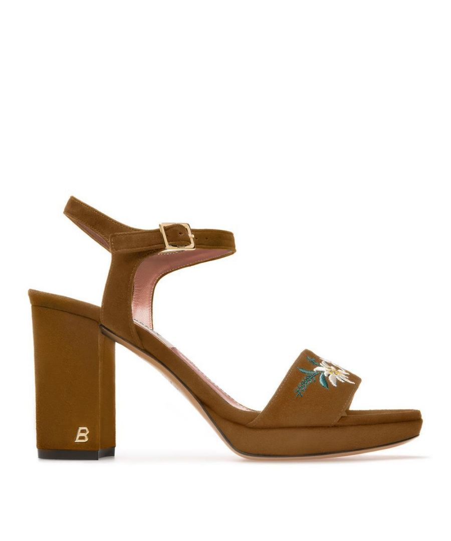 Image for Bally Ladies Sandals in Brown