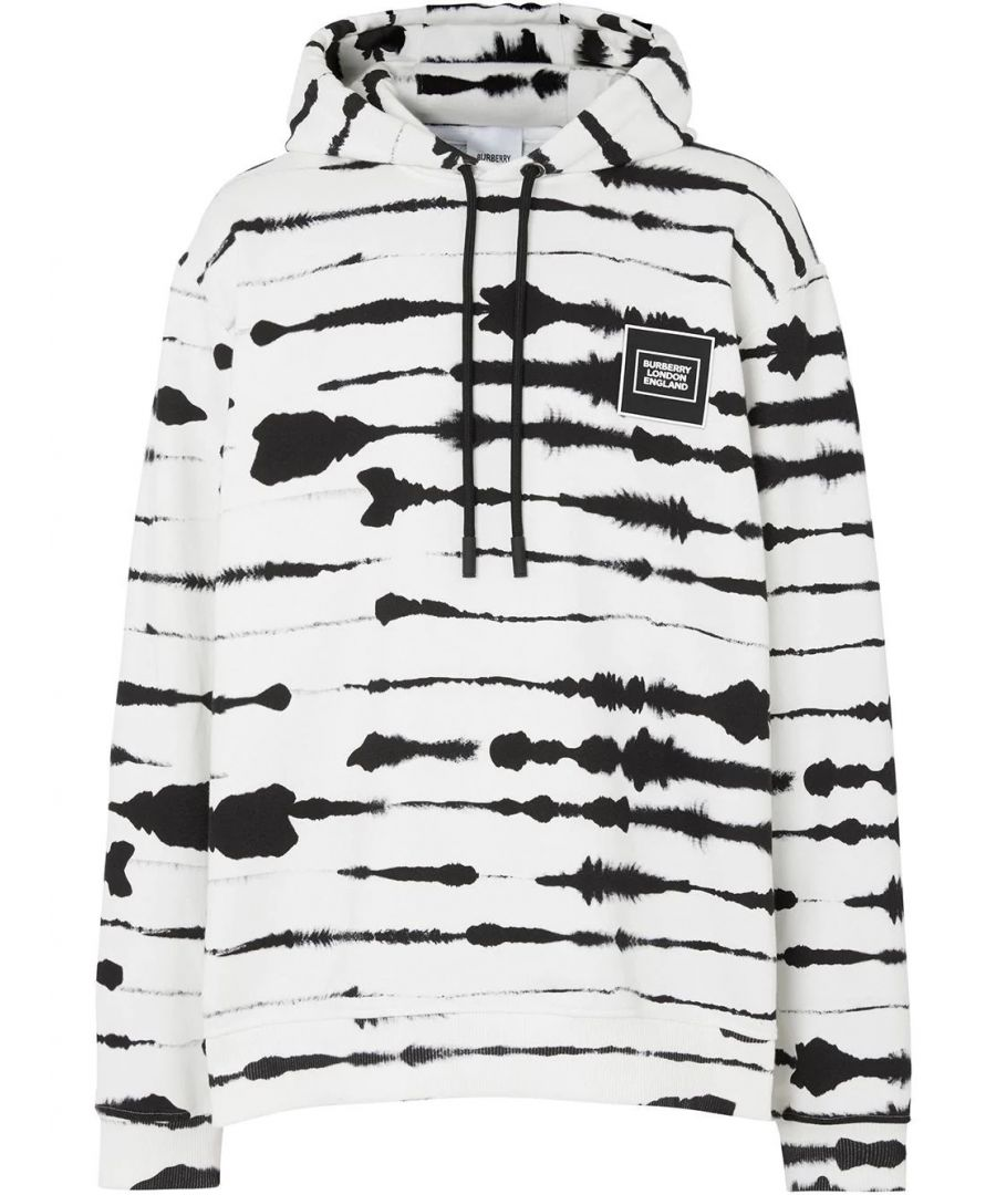 Image for BURBERRY MEN'S 4563797 WHITE COTTON SWEATSHIRT
