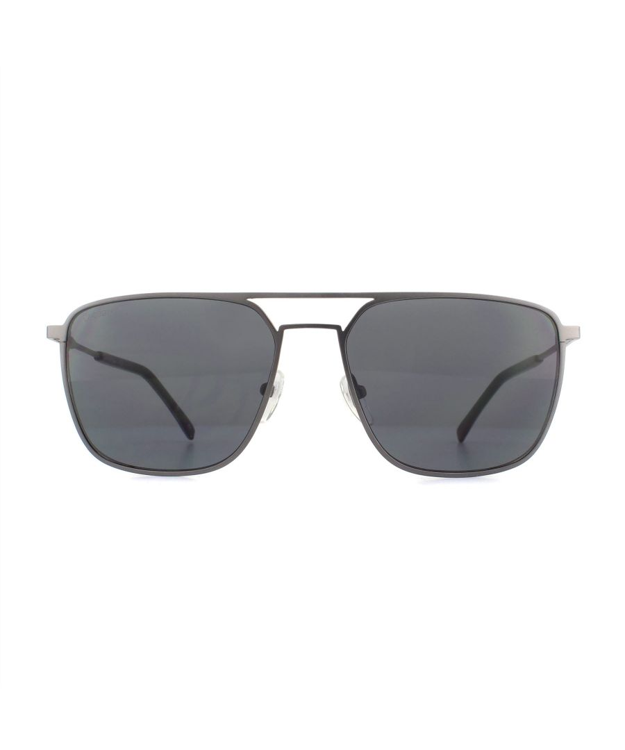 Image for Lacoste Sunglasses L194S 033 Matte Gunmetal Grey