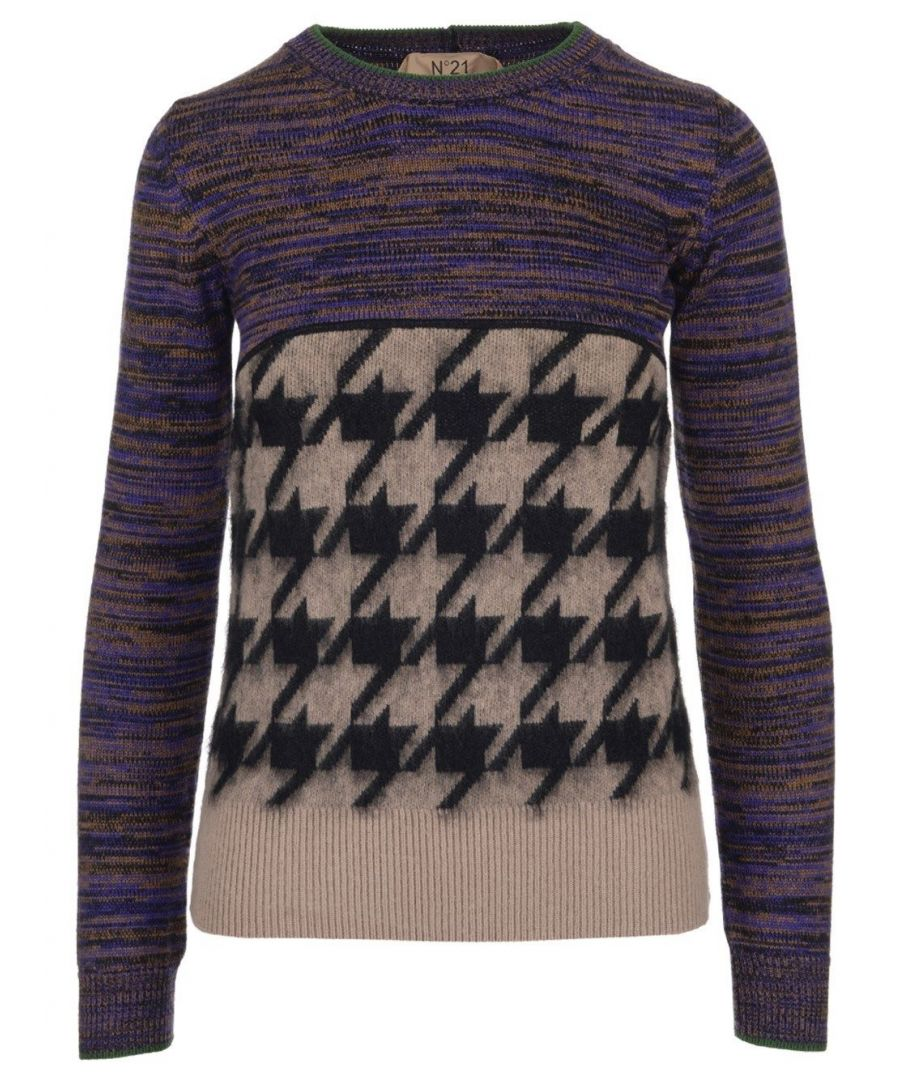 Image for N°21 WOMEN'S A02173490002 MULTICOLOR WOOL SWEATER