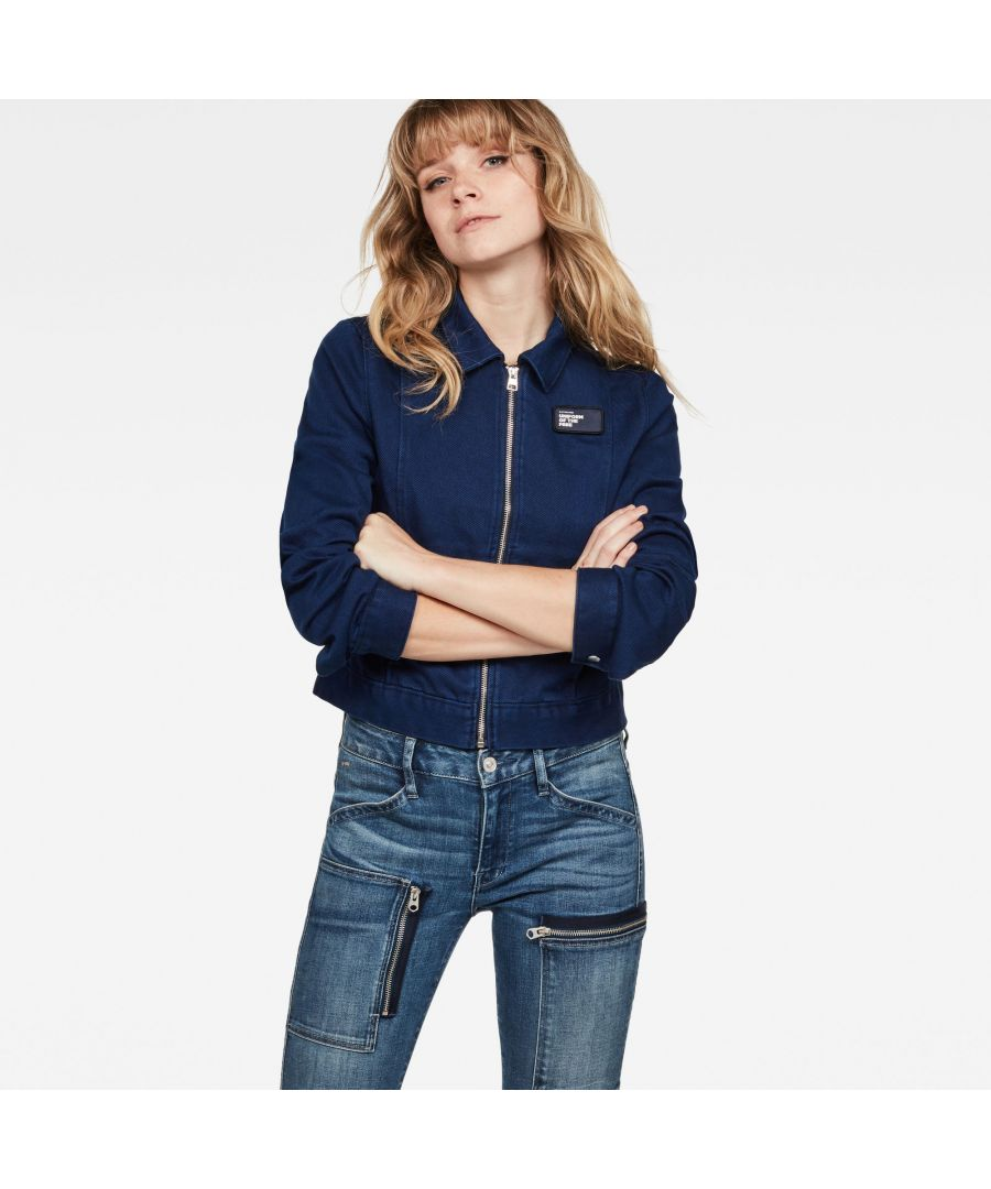 Image for G-Star RAW Workwear Cropped Jacket