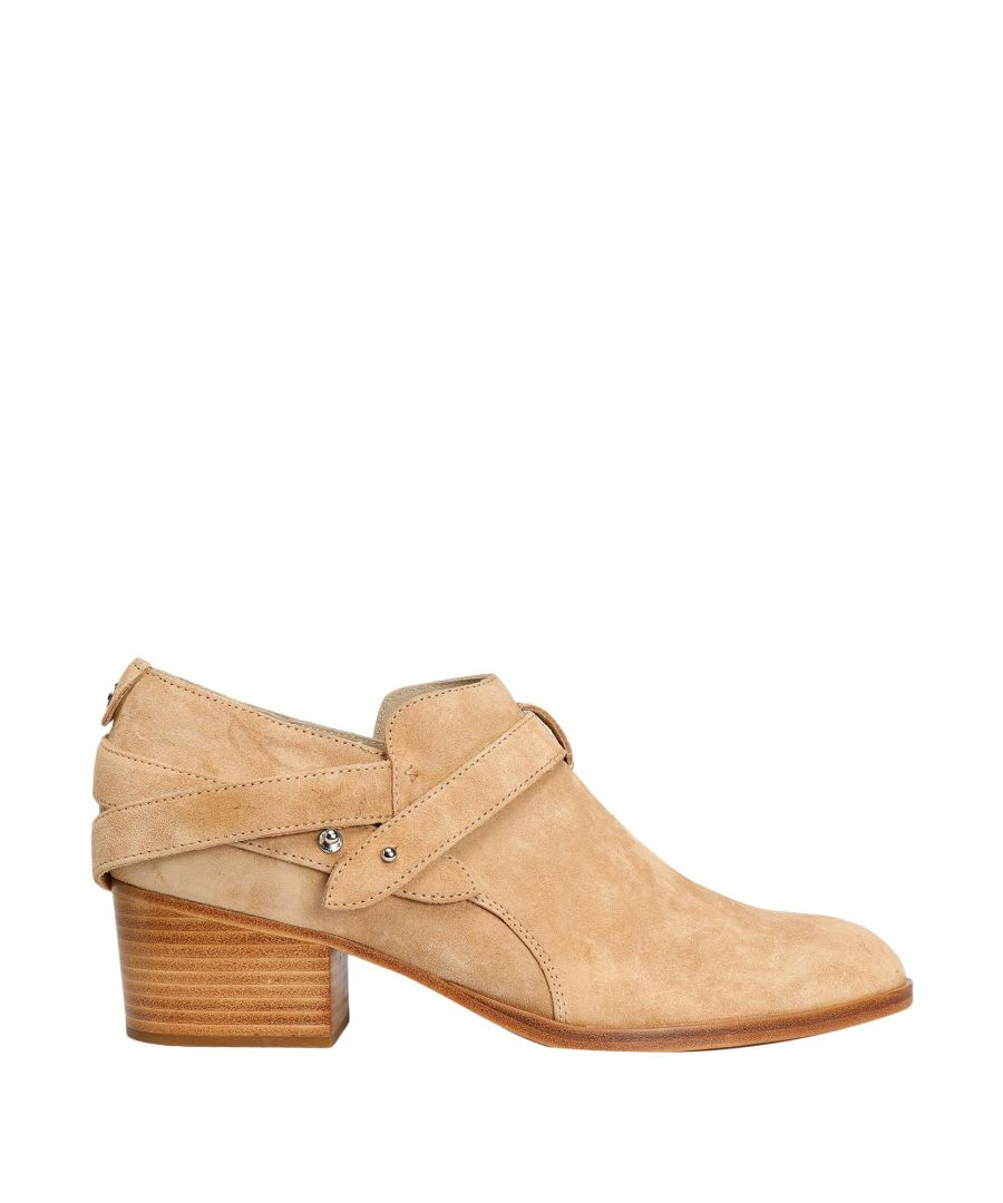 Image for Rag & Bone Women's Leather Ankle Boots