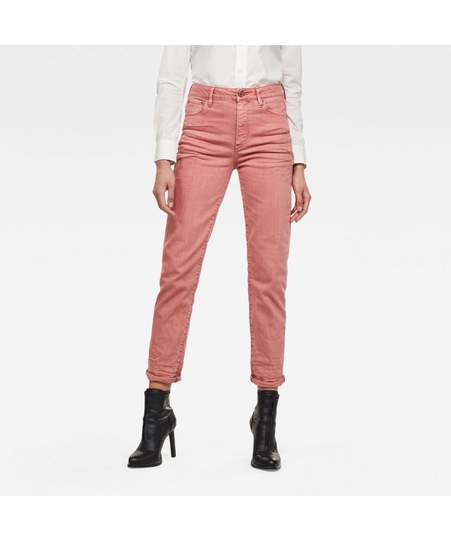 Image for G-Star Raw 3301 High Straight 90'S Ankle Jeans