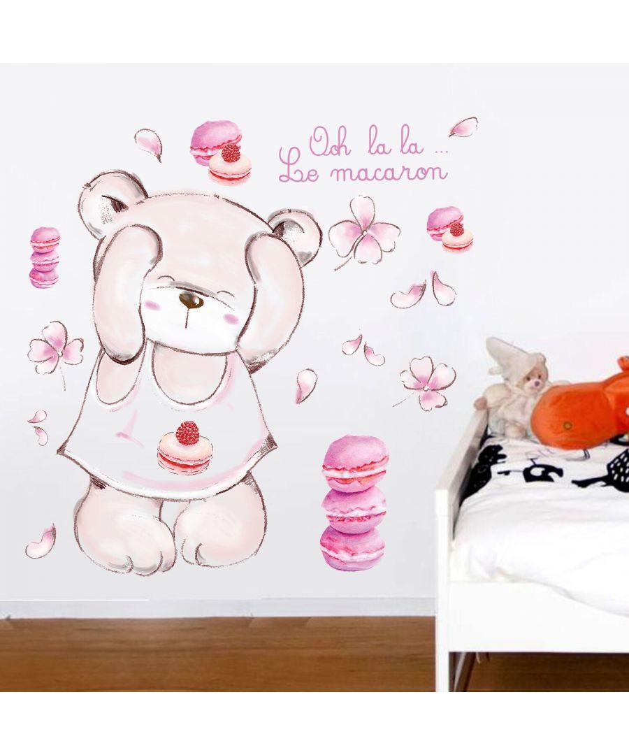 Image for WS6051 - Macaron Bear
