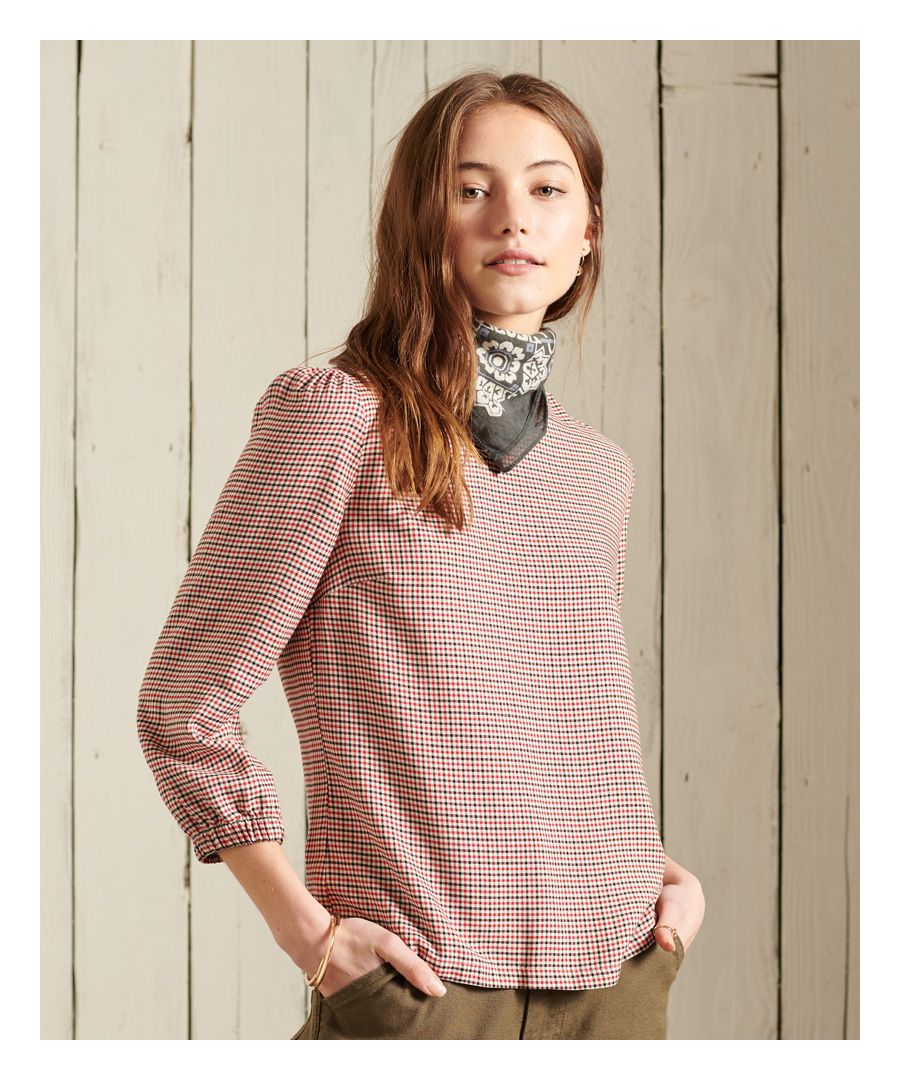 Image for Superdry Kimmy Top