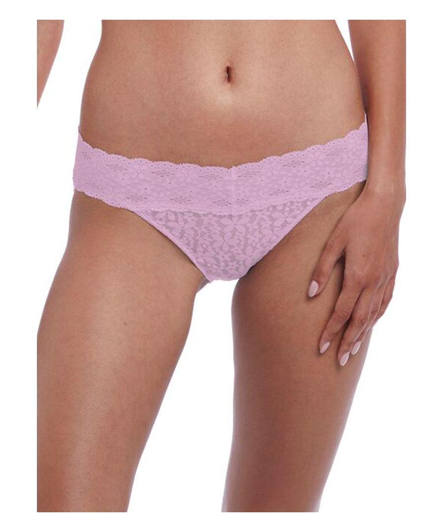 Image for Halo Lace Bikini Brief
