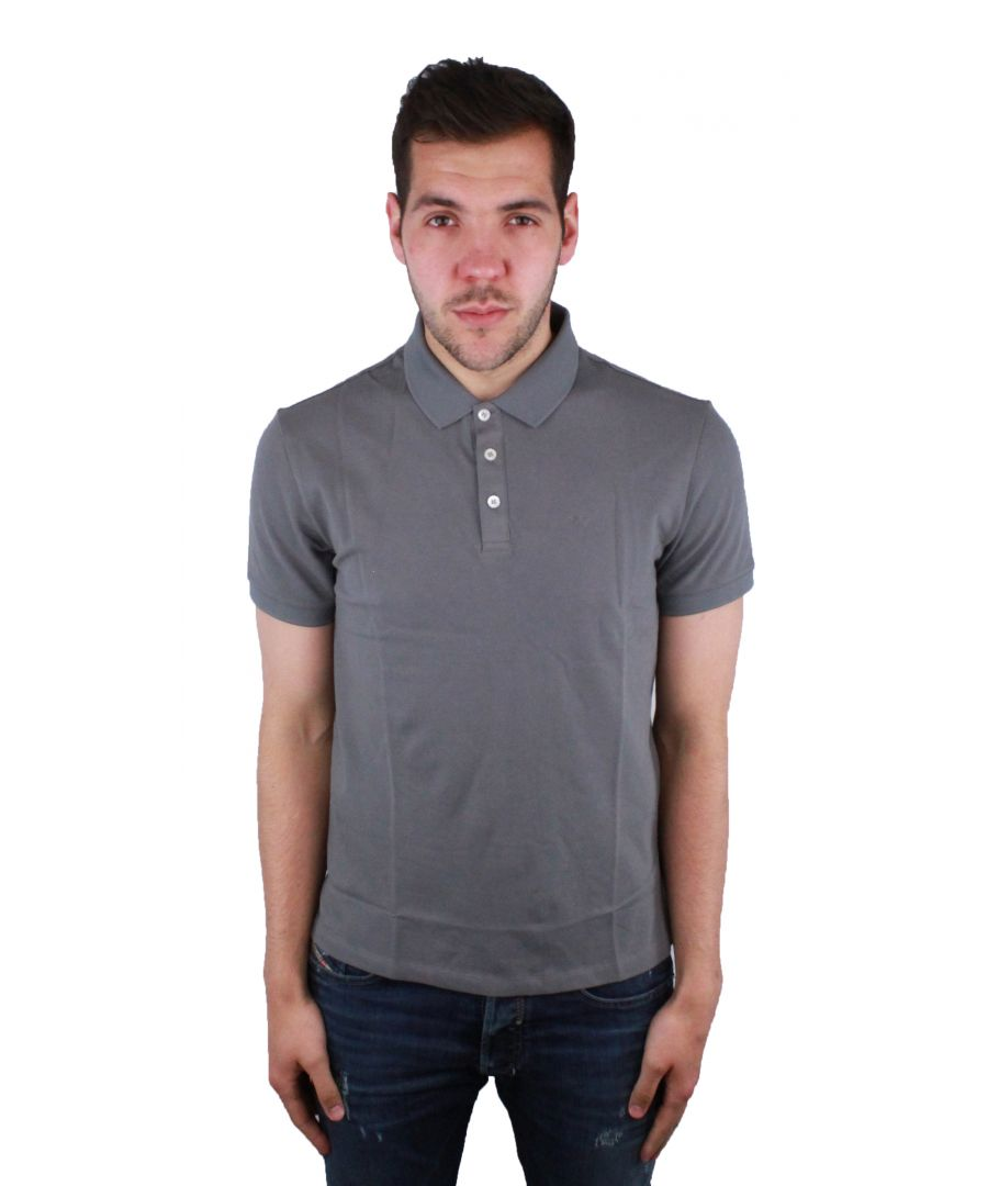 Image for Emporio Armani 8N1F12 1JPTZ 0635 Polo Shirt