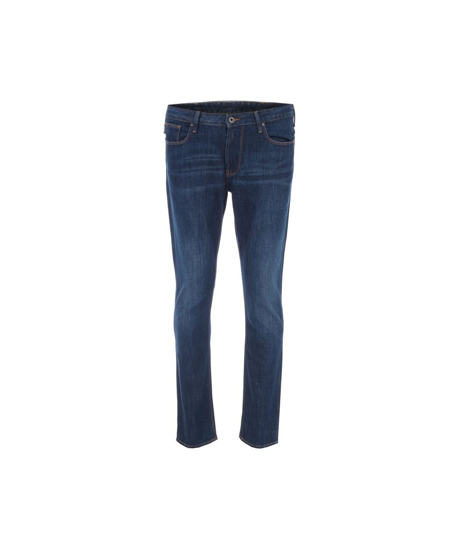 Image for Men's Armani J06 Jeans in Denim