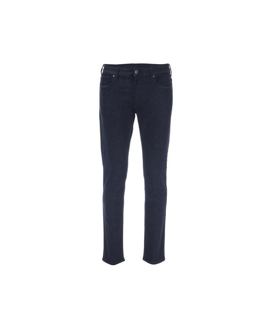 Image for Men's Armani J06 Slim Fit Jeans in Indigo