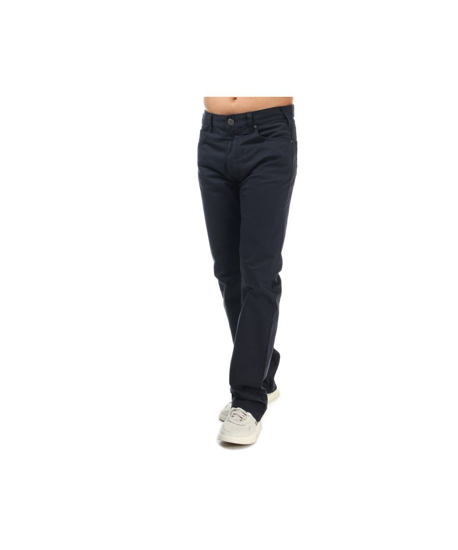Image for Men's Armani J31 Regular Fit Jeans in Denim