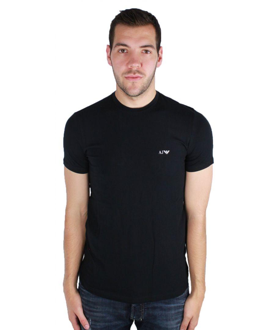 Image for Armani Jeans 8N6T80 6J0AZ 1200 T-Shirt