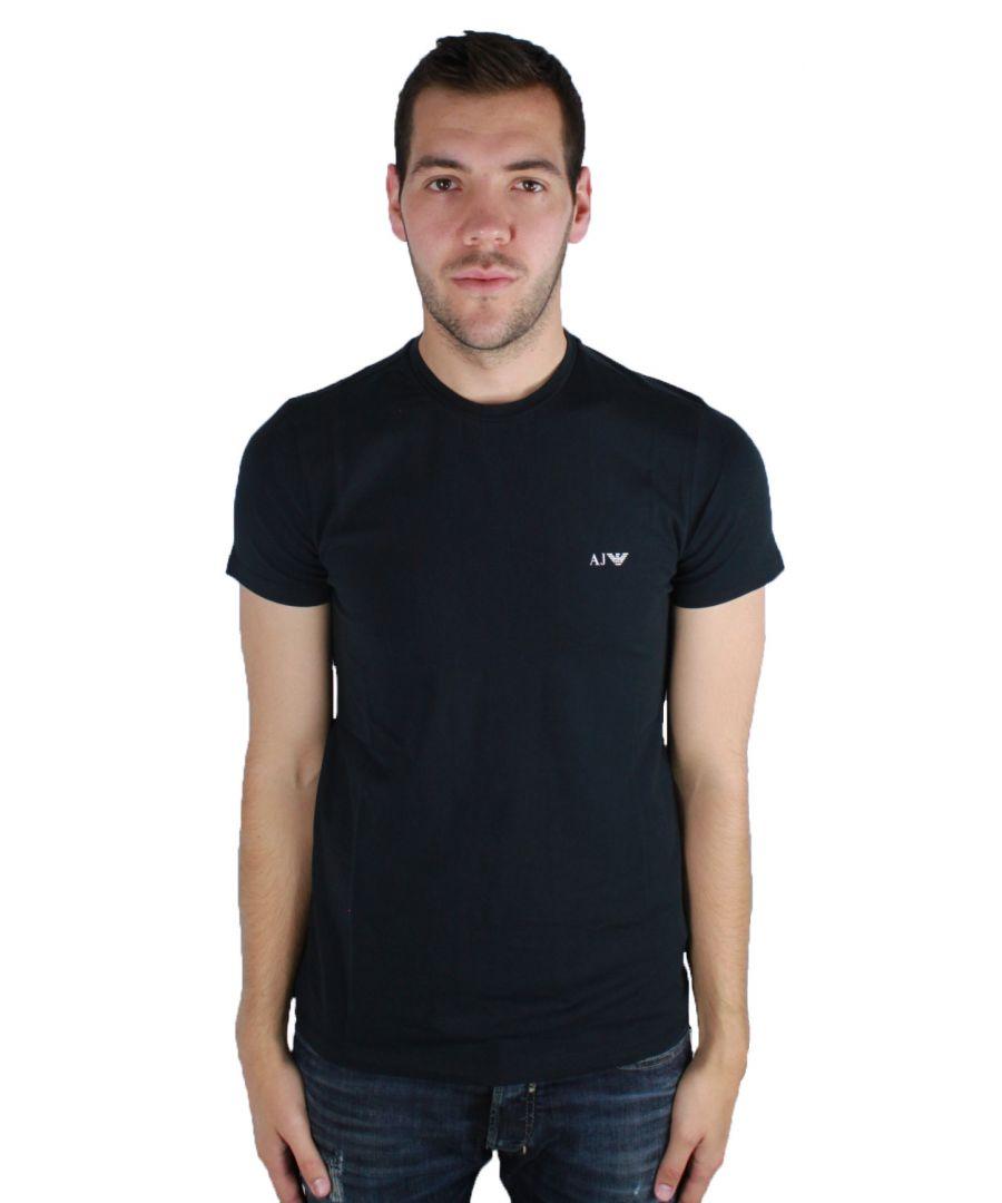 Image for Armani Jeans 8N6T80 6J0AZ 1579 T-Shirt