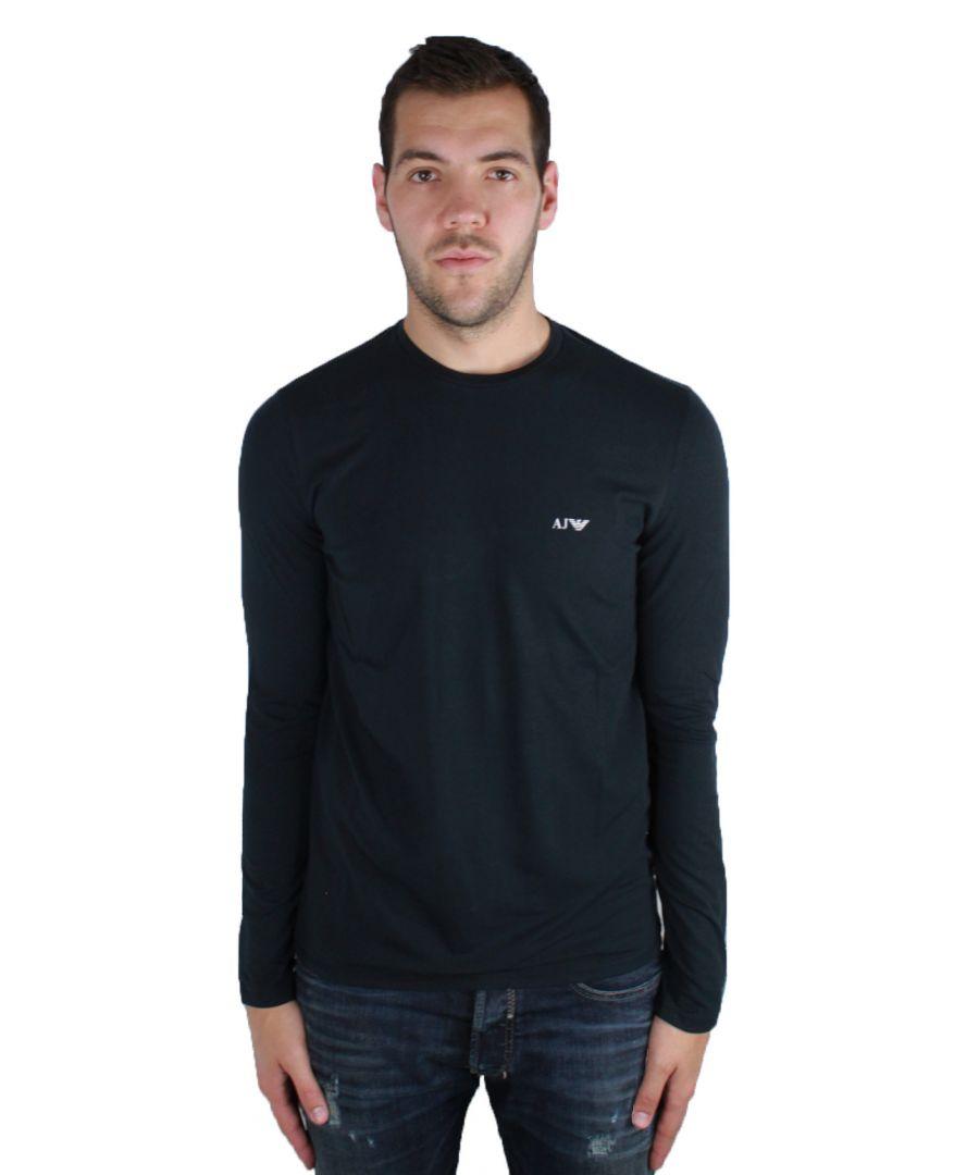 Image for Armani Jeans 8N6T81 6J0AZ 1579 T-Shirt
