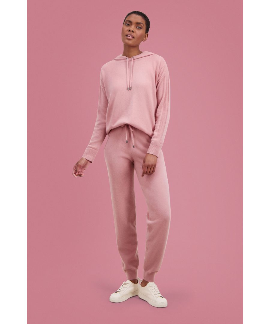 Image for Cashmere Joggers in Clay