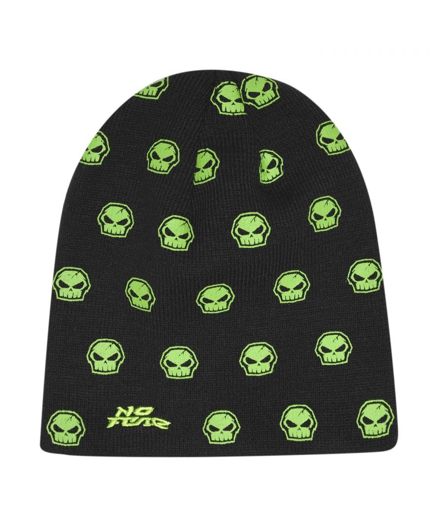 Image for No Fear Boys Beanie Hat Infant Kids
