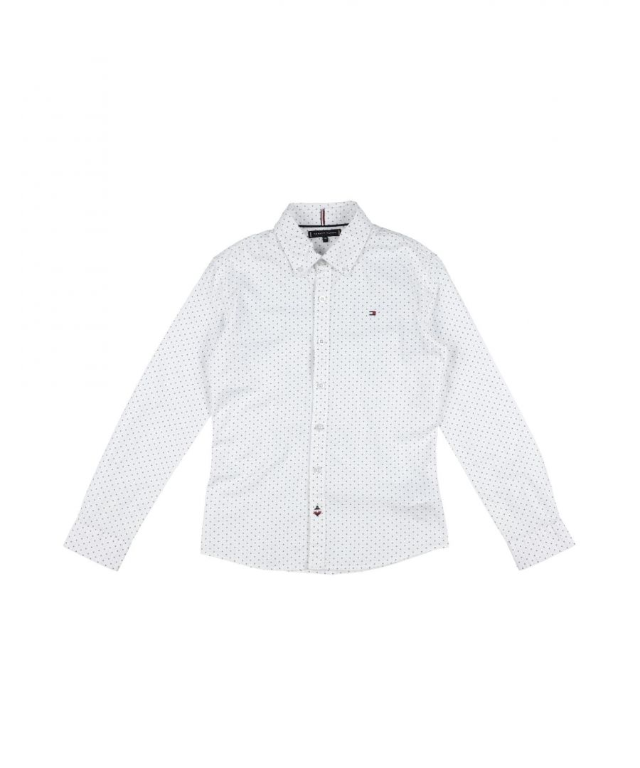 Image for Tommy Hilfiger Boys' Cotton Shirt