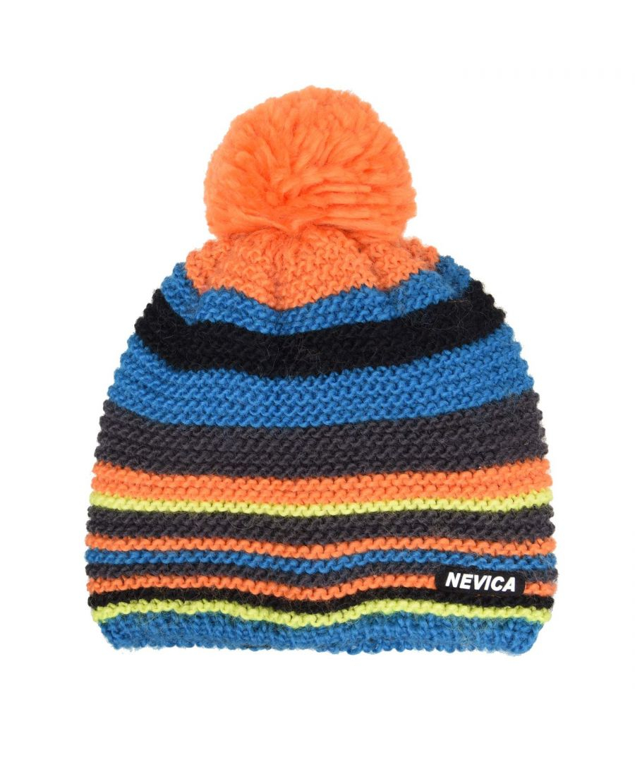 Image for Nevica Boys Vail Beanie Hat Ski Snowboard Winter Snow Warmth Headwear