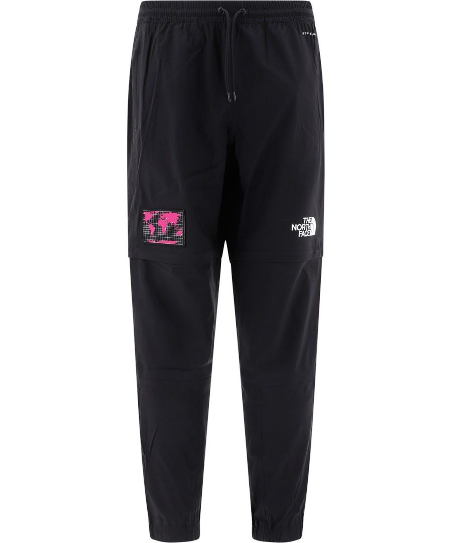 Image for THE NORTH FACE MEN'S NF0A4ALJJK31 BLACK POLYAMIDE JOGGERS