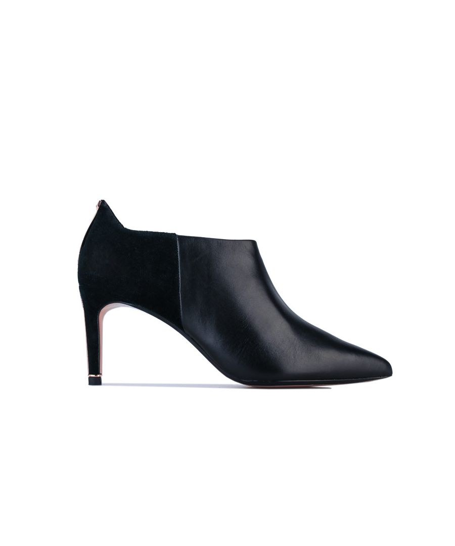 Image for Women's Ted Baker Akasha 2 Stiletto Ankle Boots in Black