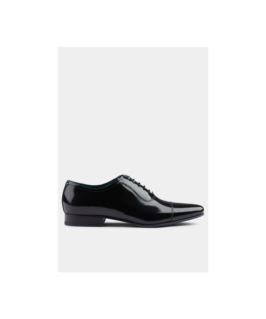Image for Ted Baker Sharney Modern Oxford Shoe, Black