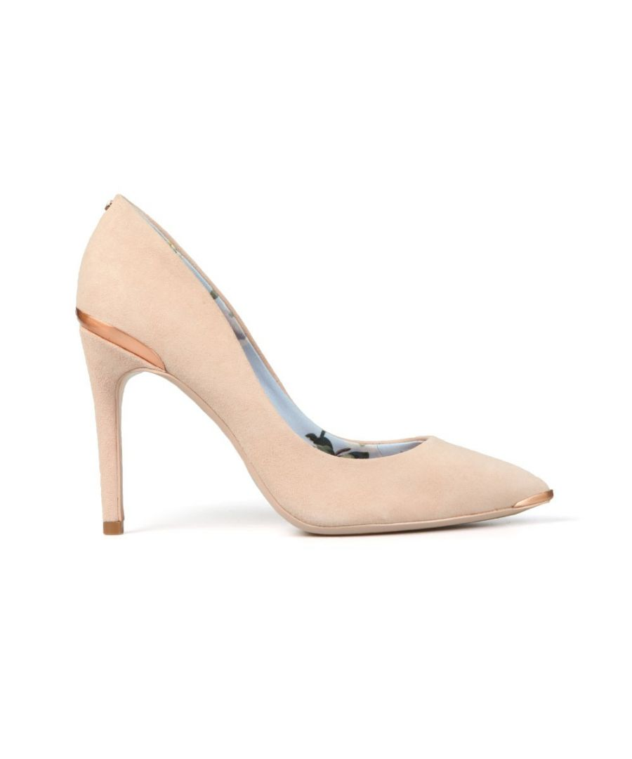 Image for Ted Baker Kawaa Pointed Court, Nude