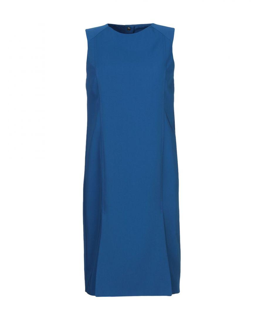 Image for Guy Laroche Twill Sleeveless Dress