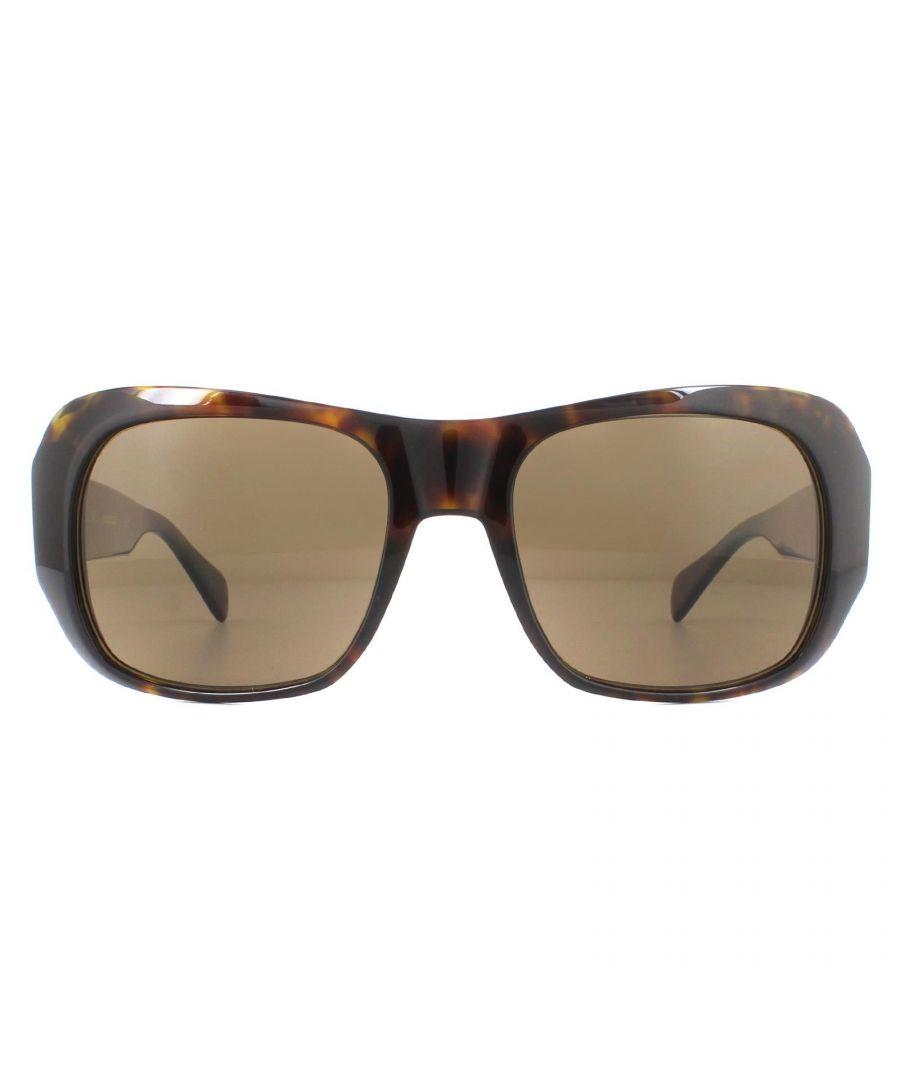 Image for Celine Sunglasses CL40049I 52H Dark Havana Brown Polarized