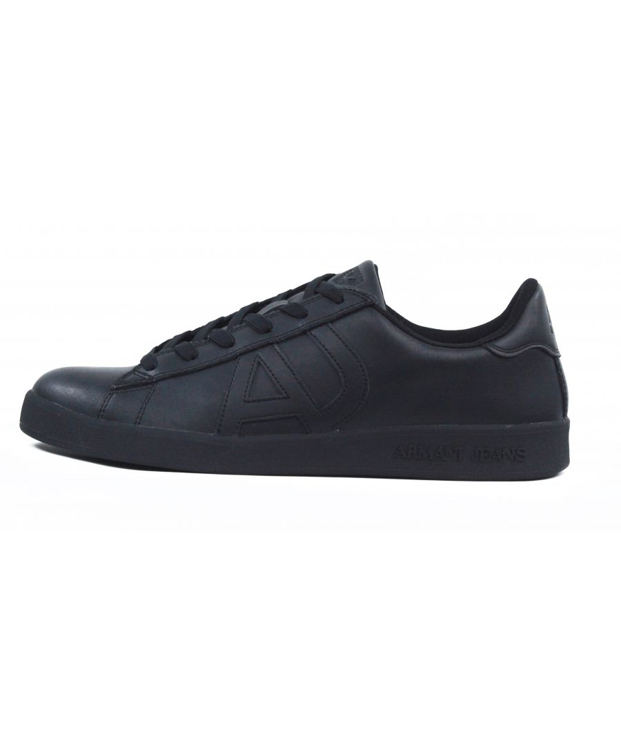 Image for Armani Jeans 935565 CC500 00020 Trainers