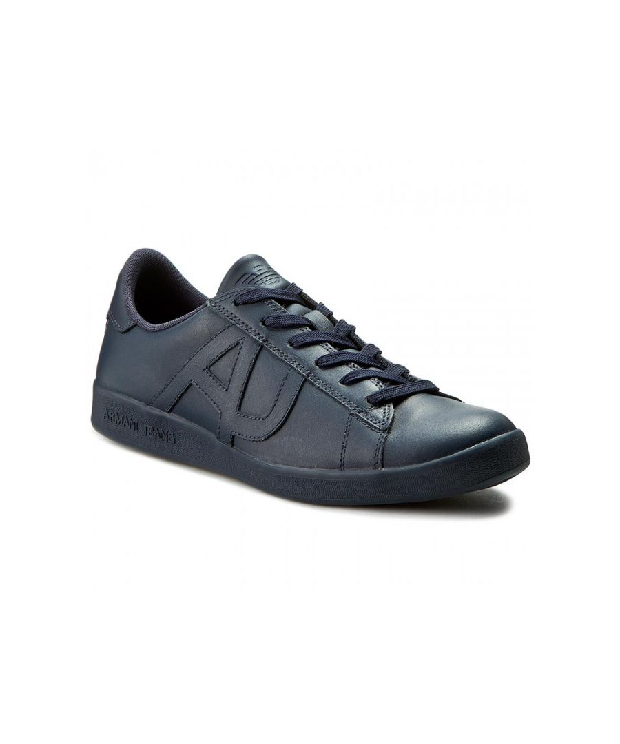 Image for Armani Jeans 935565 CC500 00134 Trainers