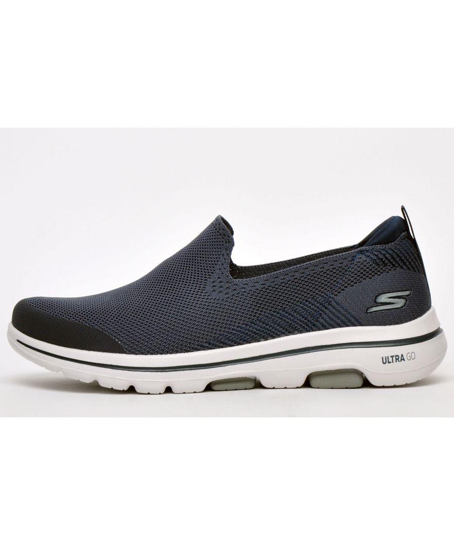 Image for Skechers Go Walk 5 Comfort Foam Trainers