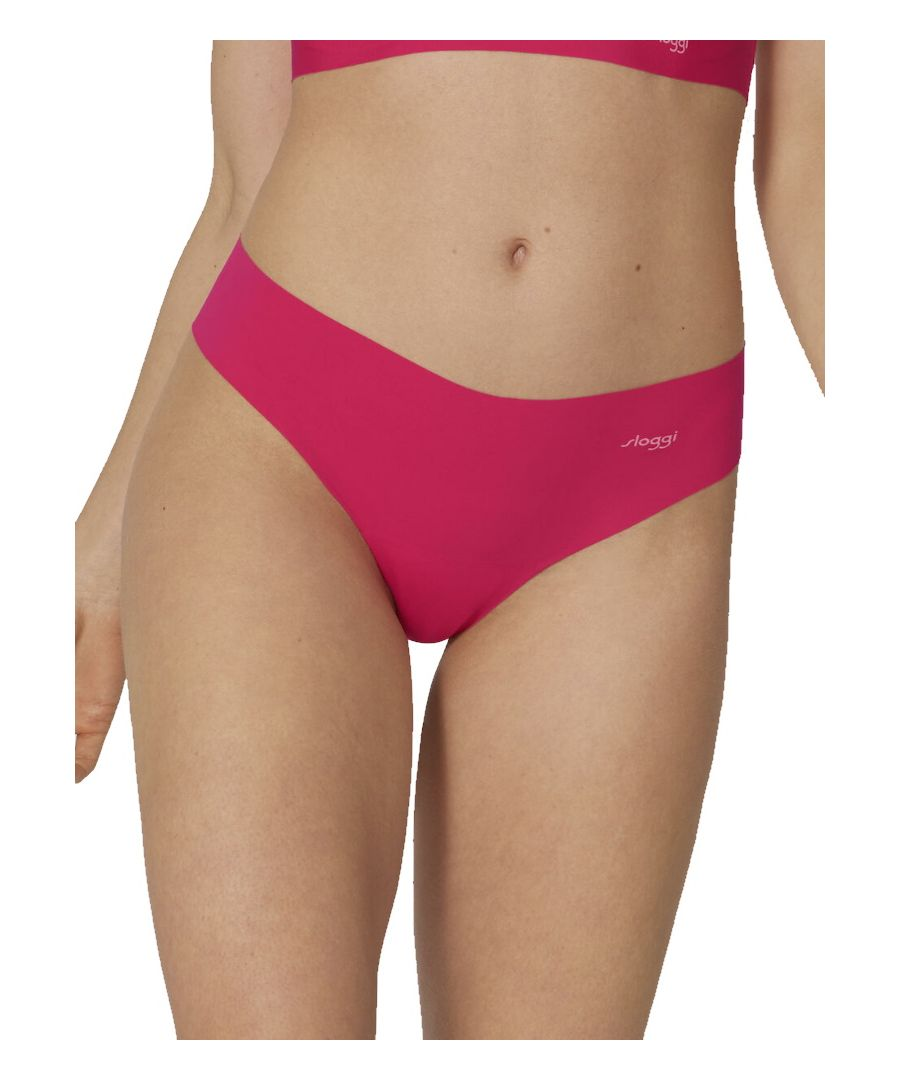 Image for Zero Microfibre Hipstring 2 Pack