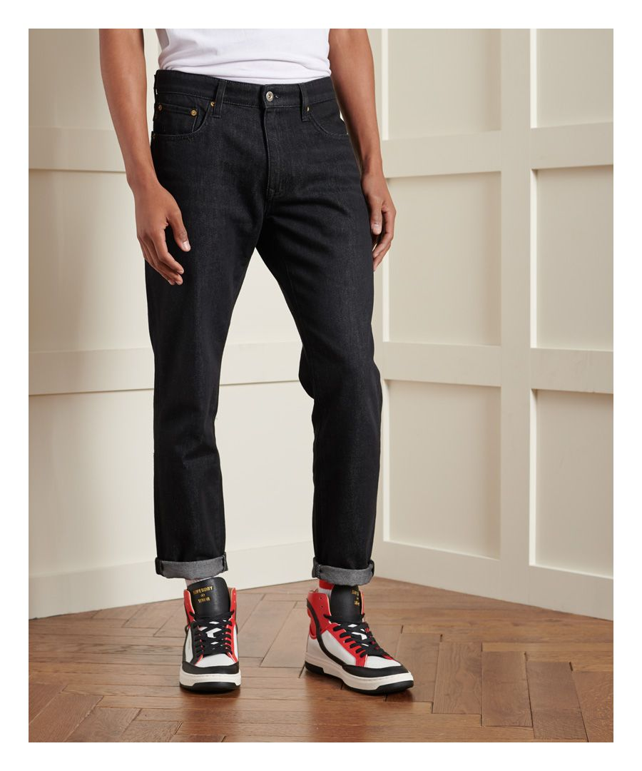 Image for Superdry Taper Jeans