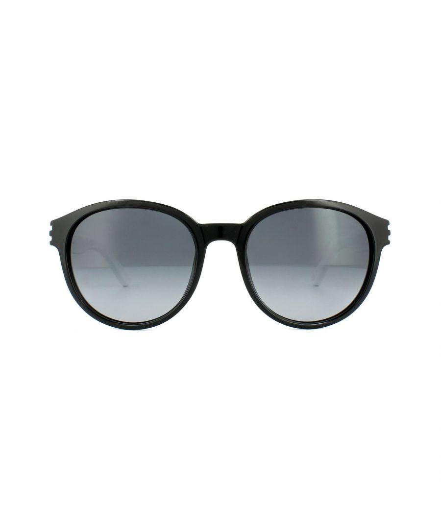Image for Tommy Hilfiger Sunglasses TH 1279/S FGK/HD Black Matt White Grey Gradient