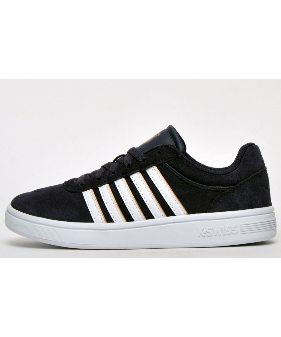 Image for K Swiss Court Cheswick SP Suede Womens Girls