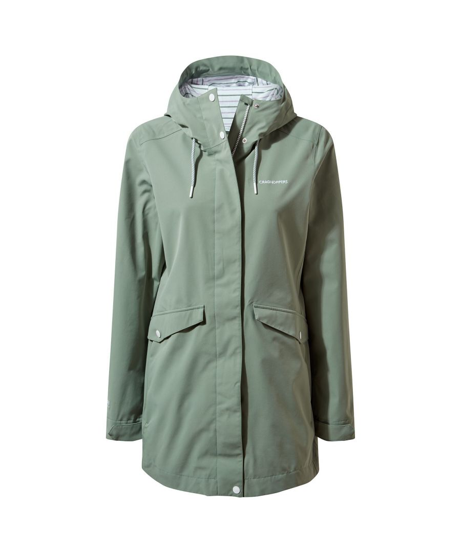 Image for Craghoppers Womens/Ladies Salia Jacket (Sage Green)