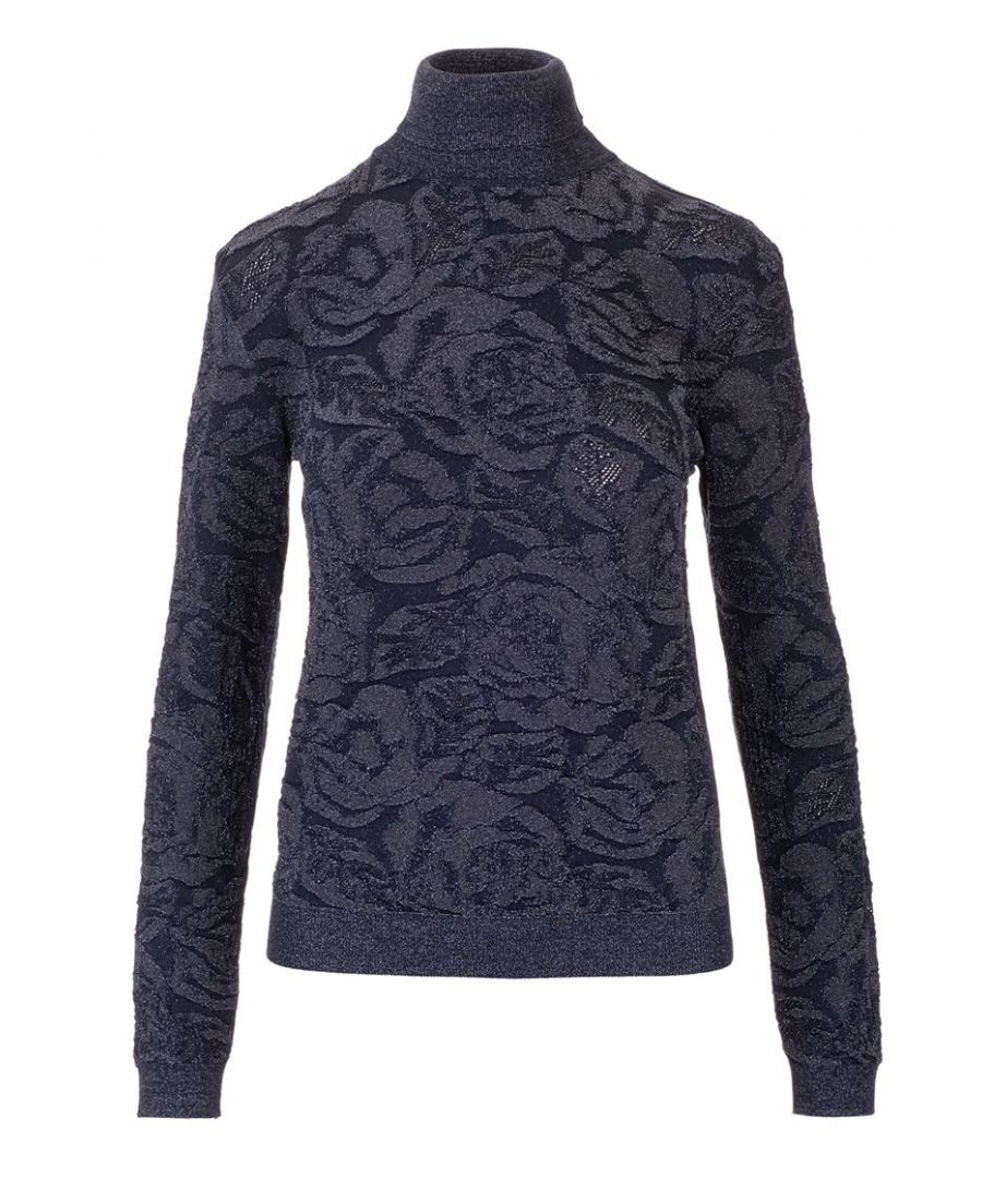 Image for CHLOÉ WOMEN'S CHC19AMP707004A9 BLACK VISCOSE SWEATER