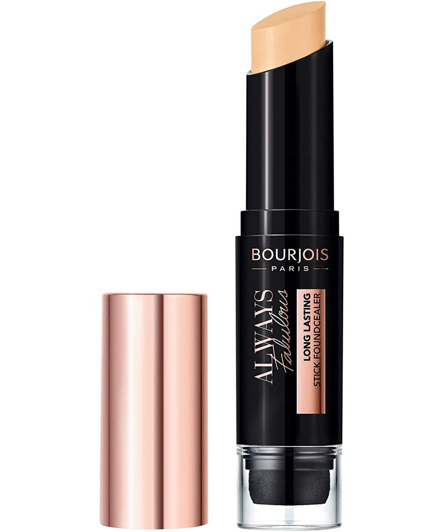 Image for Bourjois Always Fabulous Long Lasting Stick Foundcealer - 110 Light Vanilla