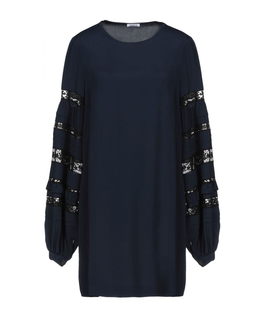 Image for P.A.R.O.S.H. Women's Short Acetate Dress