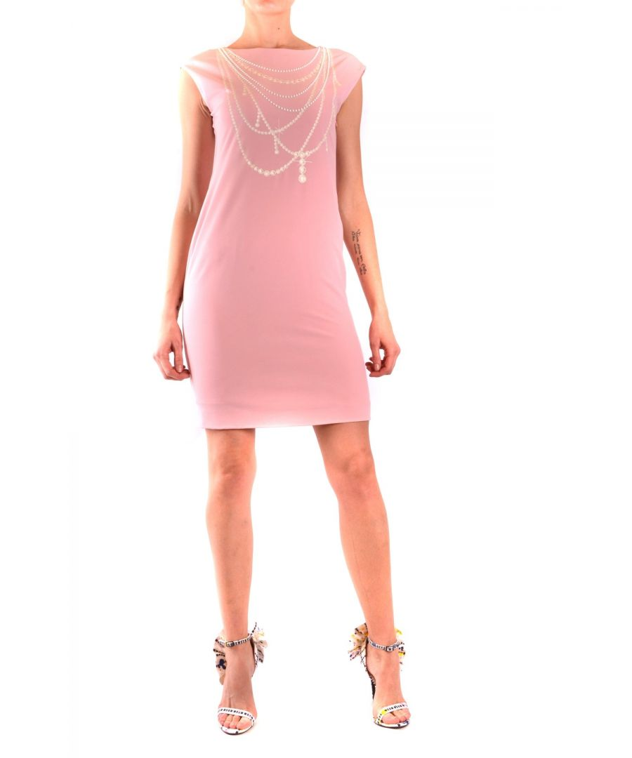 Image for Moschino Women's Dress In Pink