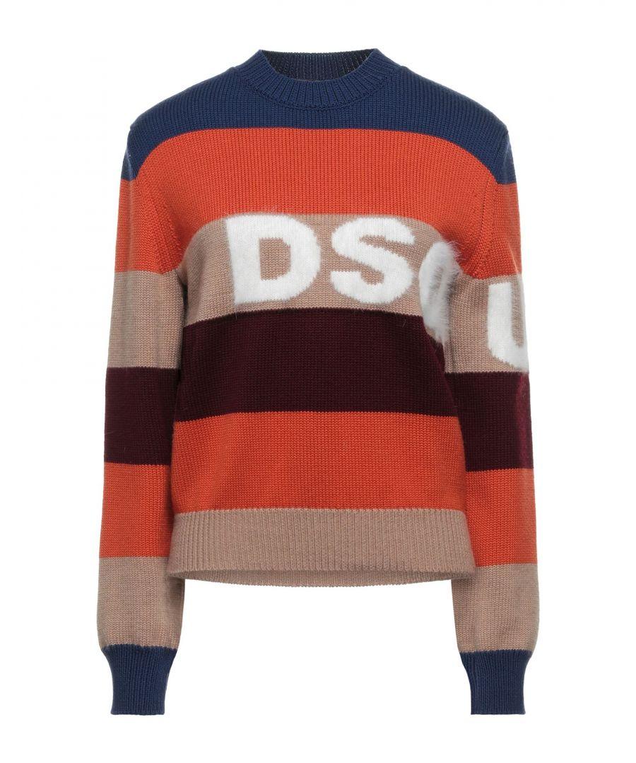 Image for Dsquared2 Wool Stripe Jumper