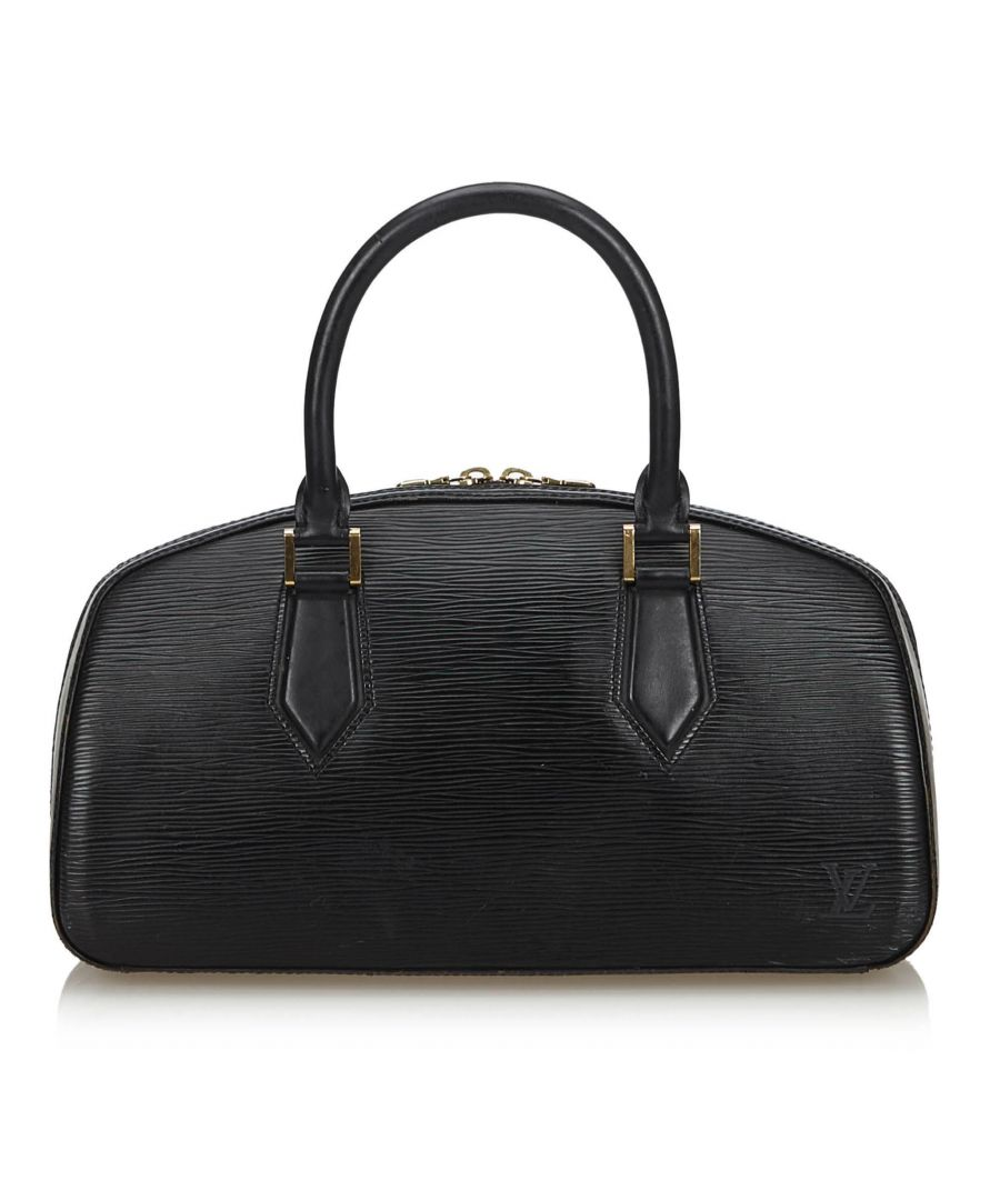Image for Vintage Louis Vuitton Epi Jasmine Black