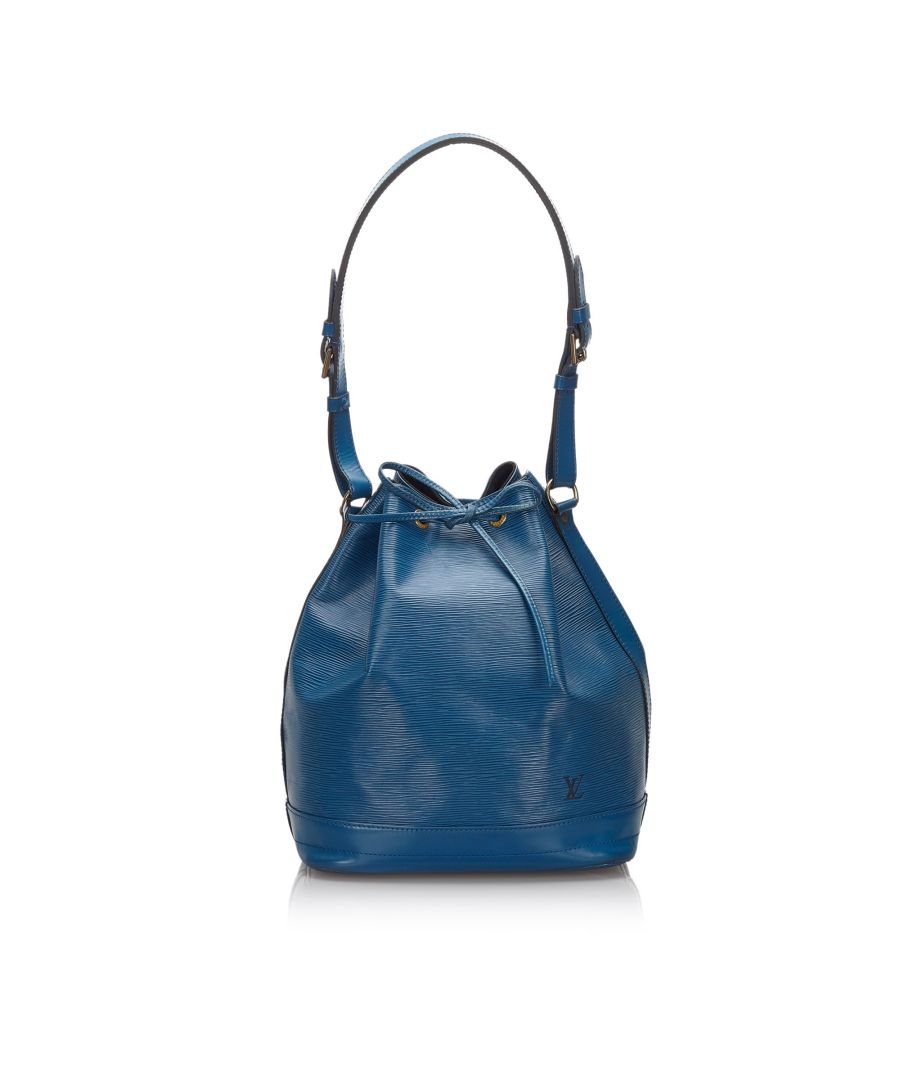 Image for Louis Vuitton Epi Noe Blue