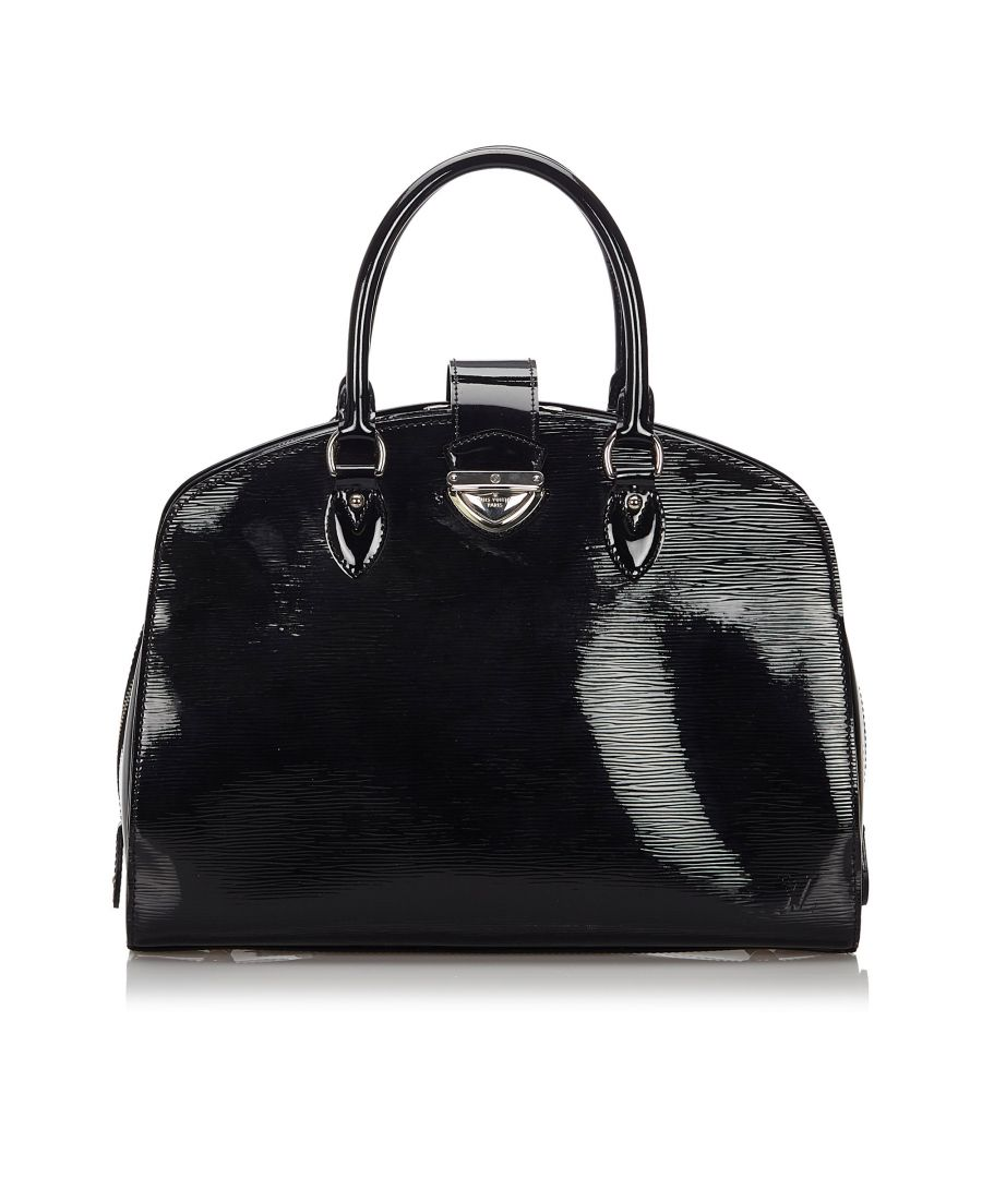 Image for Louis Vuitton Electric Epi Pont-Neuf GM Black