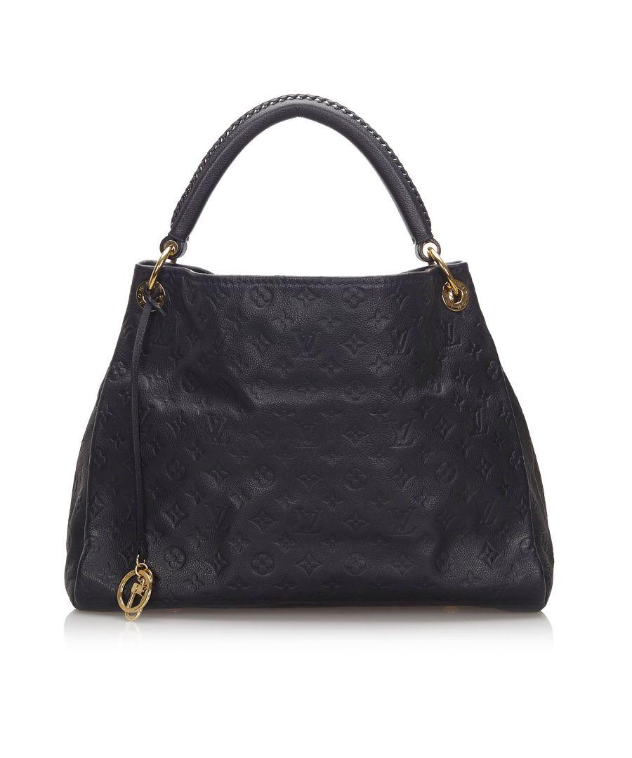 Image for Vintage Louis Vuitton Empreinte Artsy MM Black