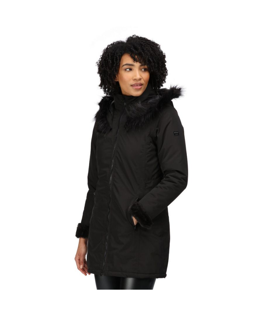 Image for Regatta Womens Myrcella Waterproof Insulated Parka Coat