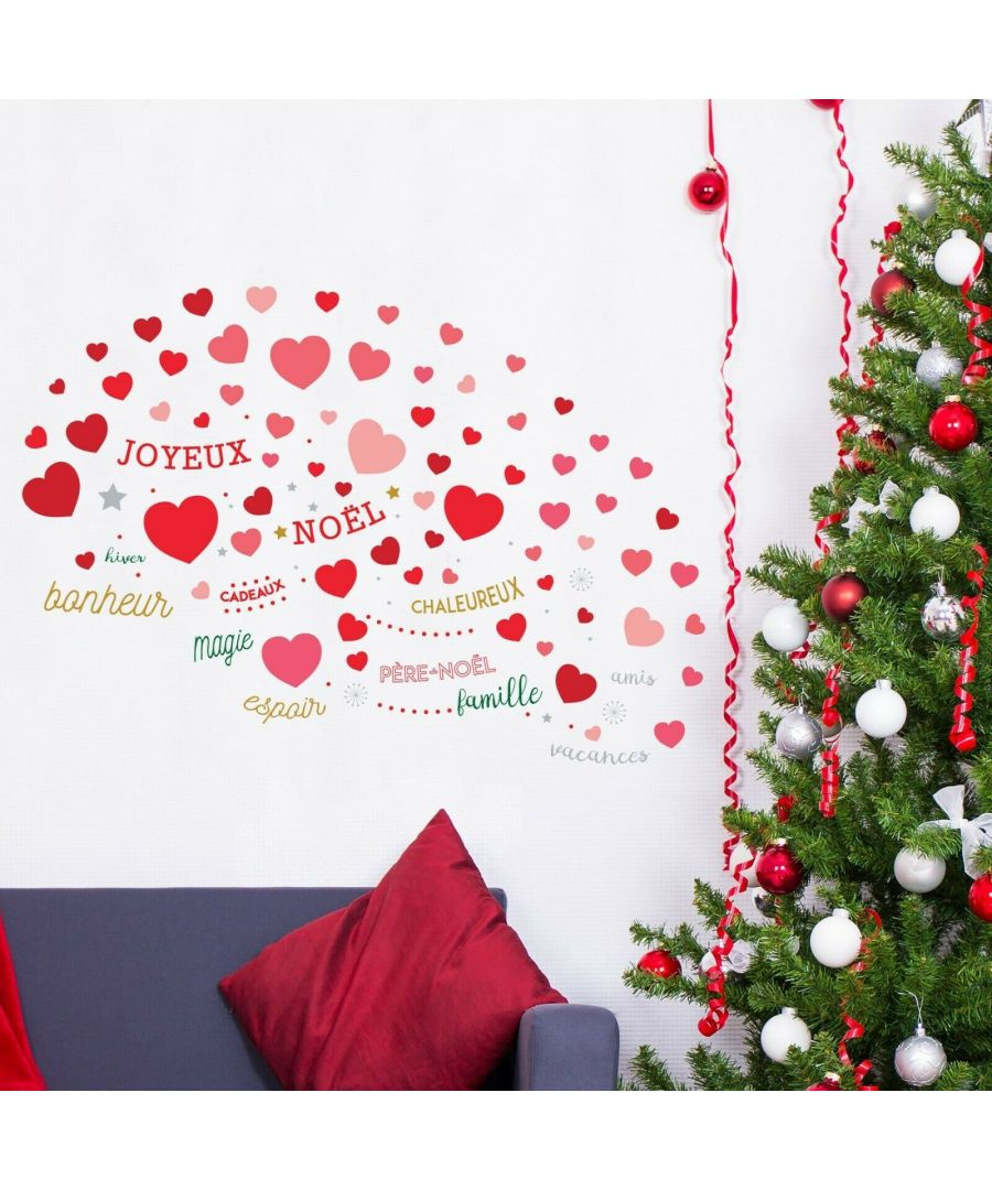 Image for WFXC5307 - COM - WS4027 + WS3042 - Love Christmas - French Italian Quotes